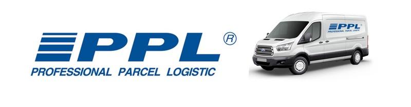 doručení zboží PPL