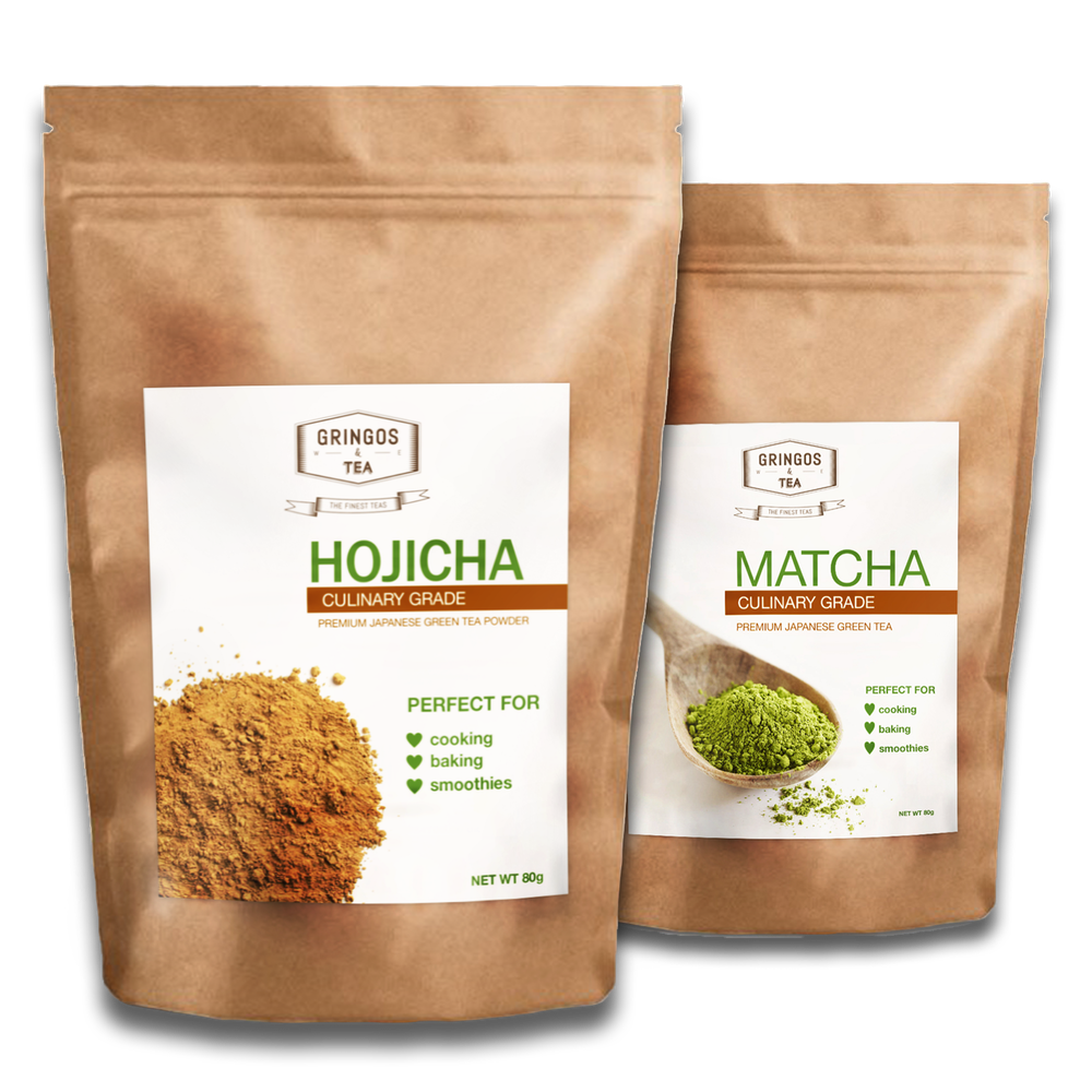 Matcha Culinary, Hojicha Culinary