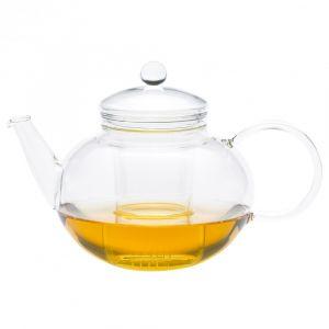 Skleněná konvice na čaj Bella 1,2 l
